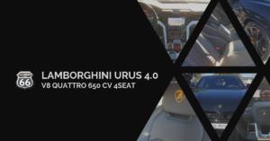 Lamborghini urus noleggio la prima 66 srl Roma e Ladispoli