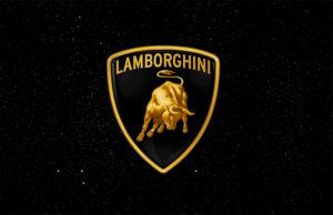logo lamborghini la prima 66 srl noleggio supercar roma ladispoli