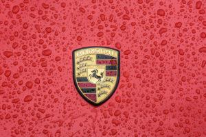 Logo Porsche noleggio auto Roma e Ladispoli La Prima 66 srl